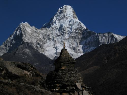 Mt. Ama Dablam (22,600 feet)