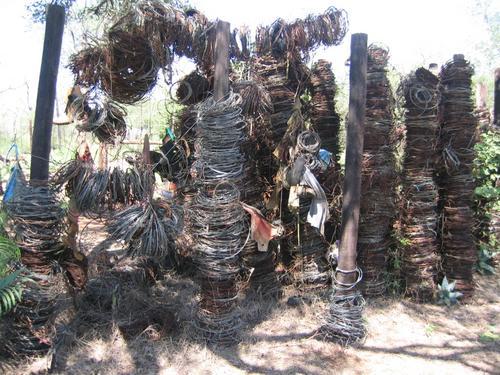 Poachers' snares