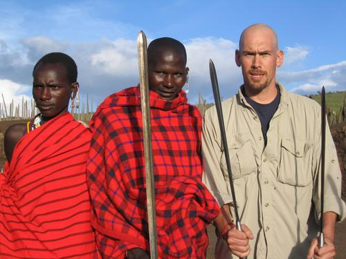 Fierce Maasai Warriors (Moran)